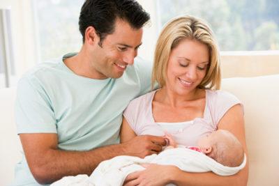 Какие положены выплаты при рождении ребенка отцу