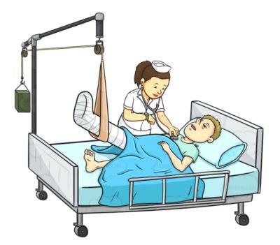 Платятся алименты с больничного