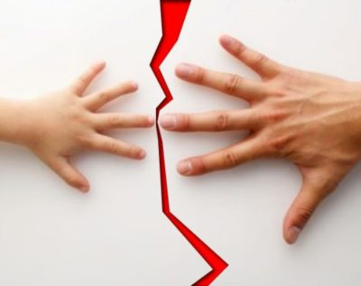 Отказ от ребенка отцом: нужно ли ему платить алименты