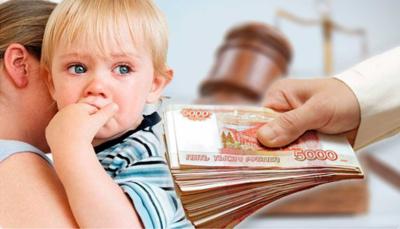 Как платит алименты на ребенка ИП на упрощенке в 2020 году